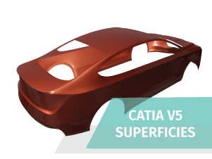 Curso superficies catia v5