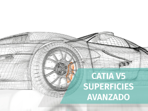 curso superficies avanzado catia v5