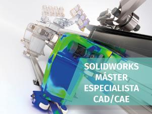 master solidworks cad cae especialista