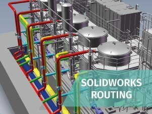 curso solidworks routing online