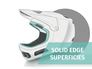 curso superficies solid edge